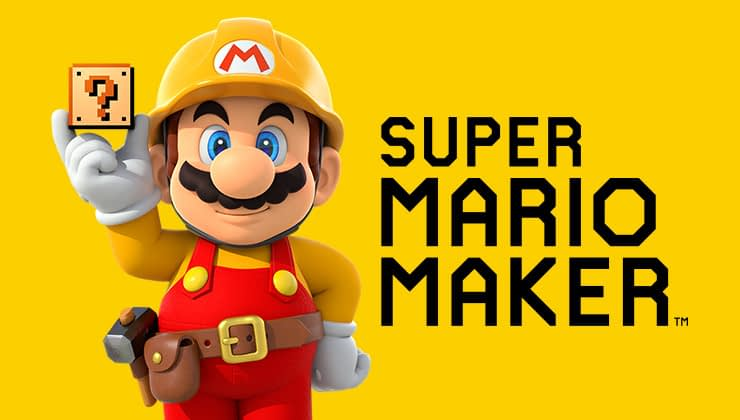 Gaming with the Kids: Super Mario Maker