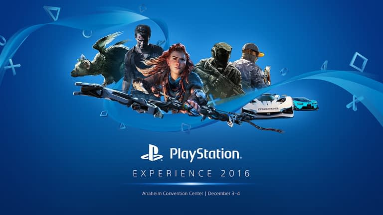 PlayStation Experience Conference  2016 Highlights