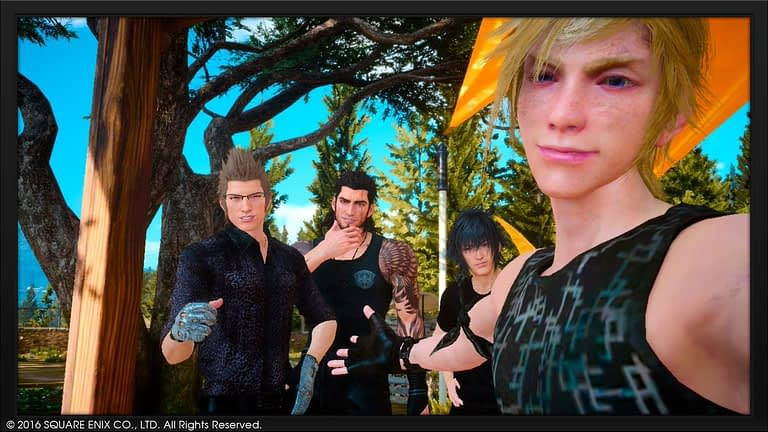 Impressions: Final Fantasy XV