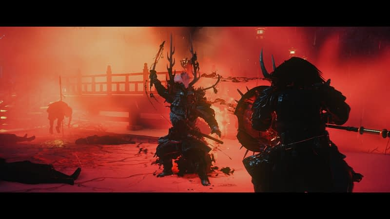 Quick Ghost of Tsushima Legends Review