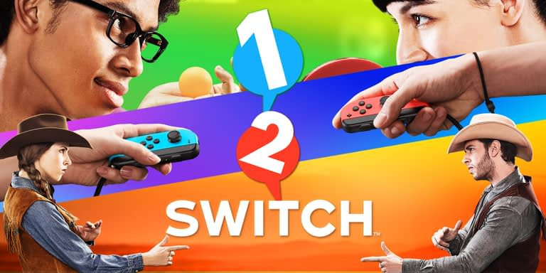 Nintendo Switch Launch Games