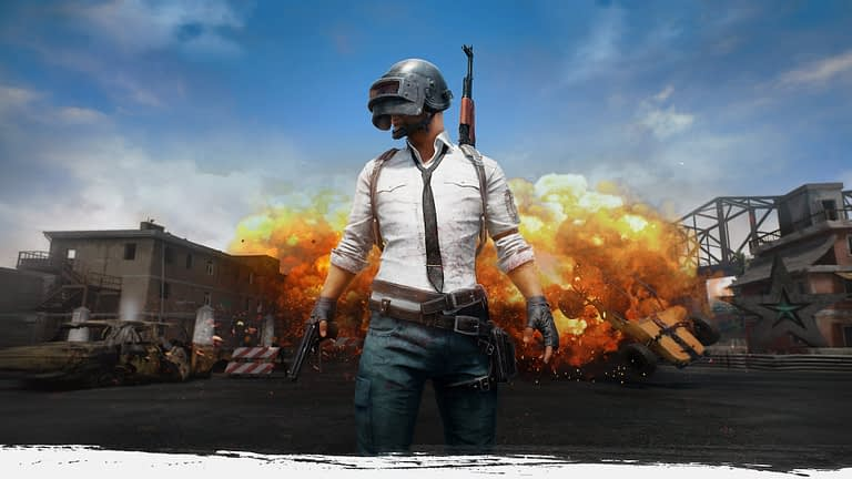 PlayerUnknown's Battlegrounds is Incredibly Popular